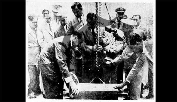 Hace seis décadas se colocó la primera piedra del planetario del Morro Solar. Archivo Histórico El Comercio