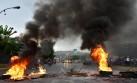 Venezuela: Protestas por arresto de López dejan 6 heridos