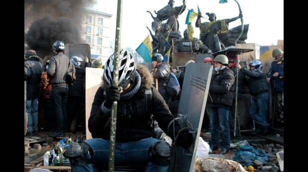 Crisis en Ucrania: cifra de muertos en protestas sube a 25