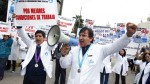 Gremios de salud anuncian frente único para huelga nacional - Noticias de federación de enfermeras del ministerio de salud