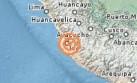 Ica fue sacudida por otro temblor: IGP reportó 4,2 grados