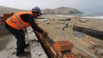 Avanzan construcción del primer puerto artesanal del Callao - Noticias de gladys triveno