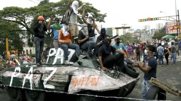Venezuela: Así está Táchira, la cuna de las protestas