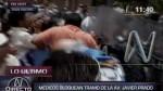 Huelga médica: manifestantes y policías chocaron en San Isidro - Noticias de federación de enfermeras del ministerio de salud