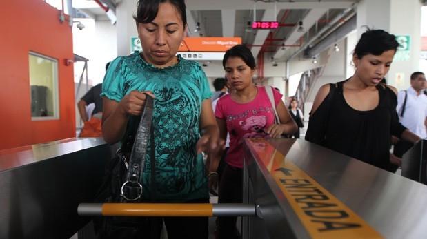 Metro de Lima: tarjeta antigua será usada hasta nuevo aviso