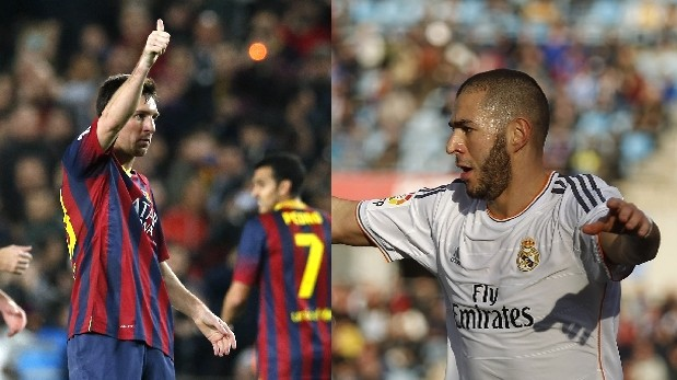 Barcelona y real madrid juegan hoy mira la programaci n for Real madrid sevilla hoy