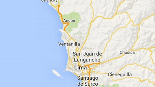 Sismo de 4 grados se registró al norte de Lima