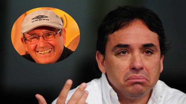Roberto Martínez: los detalles de su pelea con Markarián