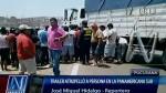 Pucusana: hombre fue arrollado por tráiler en Panamericana Sur - Noticias de difusióhn