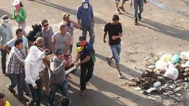 Táchira registra su primer fallecido por protestas
