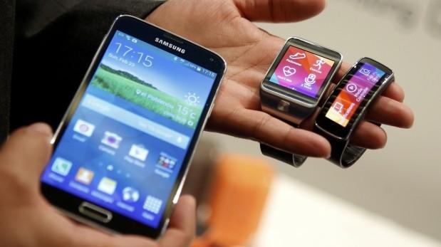 MWC14: Así es el nuevo Galaxy S5 de Samsung
