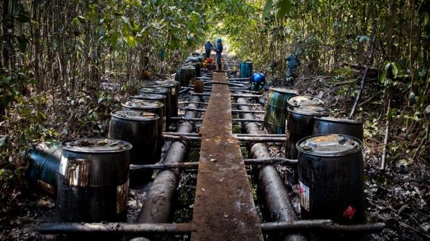 Pluspetrol reinicia sus operaciones tras huelga de nativos