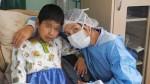 Madre donó su riñón a su hijo después de 5 años de diálisis - Noticias de luis dulanto monteverde