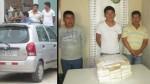Decomisan 33 kilos de cocaína que tenía como destino Ecuador - Noticias de wilton garcia