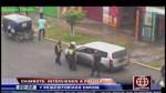 Capturan a policía y hampón en aparente estado de ebriedad - Noticias de julio castillo cordova