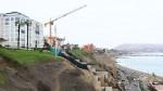 Costa Verde: más riesgo en acantilado por edificios de Barranco - Noticias de pierina pighi bel