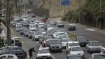 Costa Verde: Lima y Barranco se contradicen por cierre de vía - Noticias de gustavo kanashiro