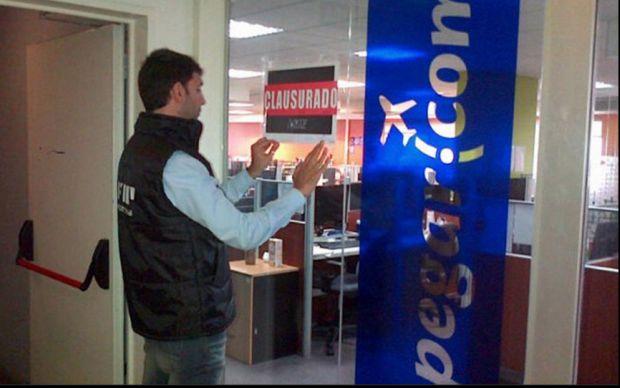 Argentina oficinas de fueron clausuradas for El comercio oficinas