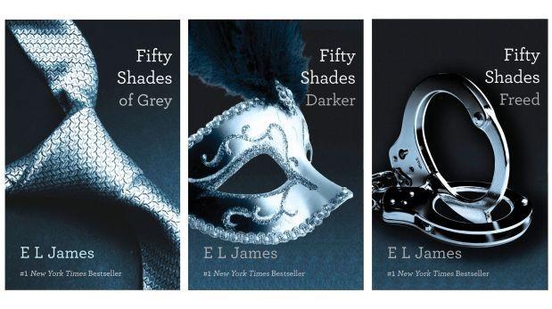 """50 sombras de Grey"""" vendió más de 100 millones de ejemplares"""
