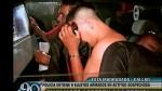 Nueve presuntos delincuentes fueron intervenidos en el Callao - Noticias de augusto avila