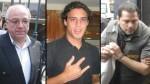 Padre de Walter Oyarce espera pena máxima para acusados - Noticias de alejos dominguez