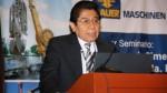 Director del tren eléctrico niega contratos direccionados - Noticias de waldo carreno
