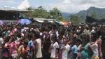 Ayacuchanos recordaron los 25 años de la matanza de Canayre - Noticias de leonardo longa