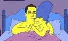 Foto de John Terry con Marge Simpson se convierte en viral