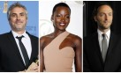 Latinos en busca del Oscar: Cuarón, Nyong'o y Lubezki