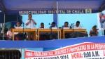 Congresista 'Comeoro' se reúne con mineros de Chala y Nasca - Noticias de celso cajachagua