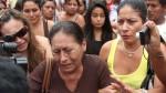 Edita Guerrero y las imágenes que deja el velorio de la artista - Noticias de velorio