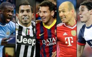 Mira los cinco mejores goles de la fecha de las Ligas europeas