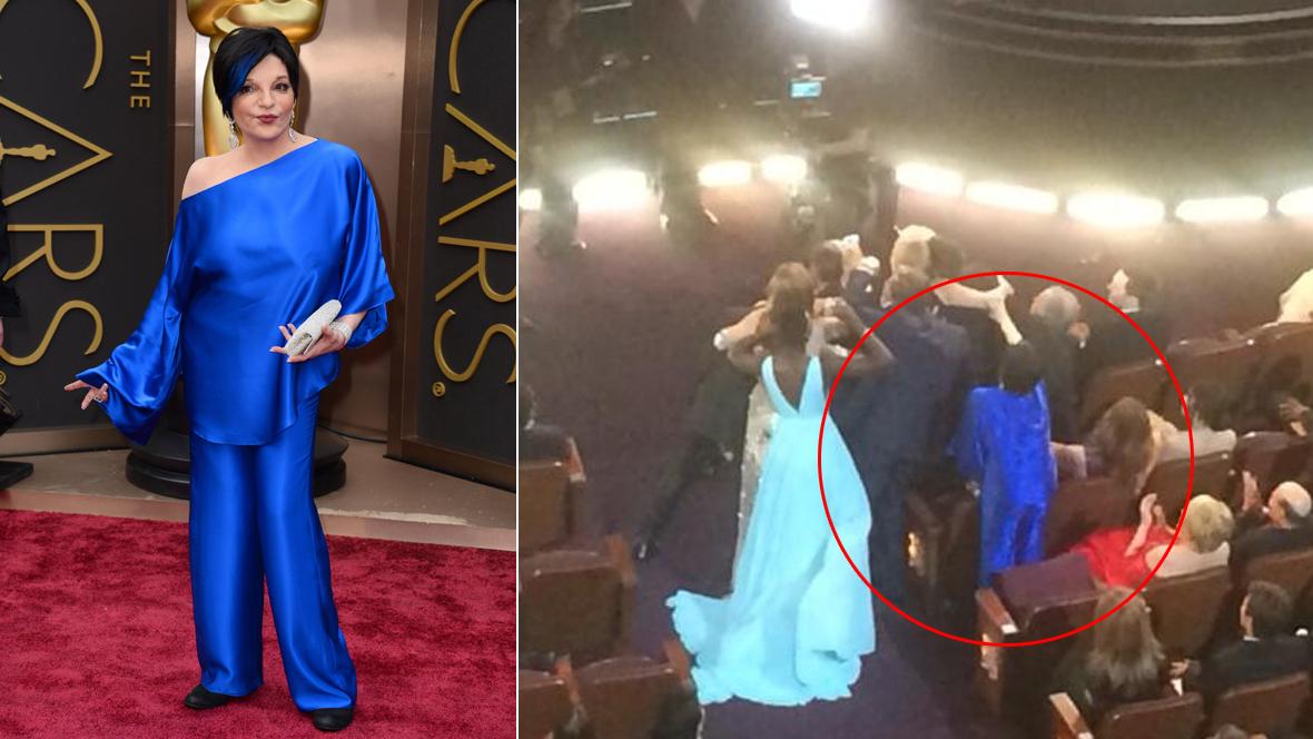 Liza Minnelli. (Fotos: AP/ Twitter)