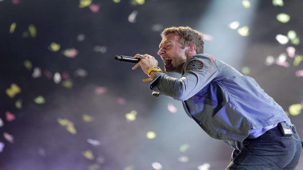 """Coldplay lanzó """"Magic"""", su nueva canción"""
