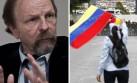 Lerner sobre crisis en Venezuela:
