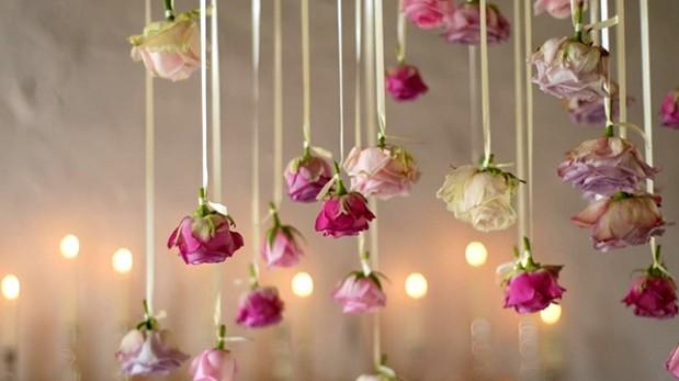7 formas divertidas de reutilizar las flores secas ideas for Decoracion del hogar pinterest