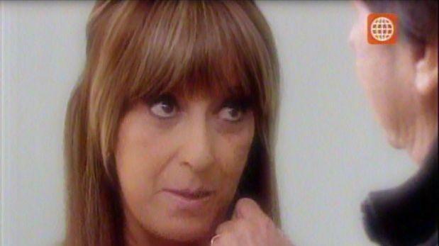Regina Alcóver interpreta a la madre del hijo de 'Peter'