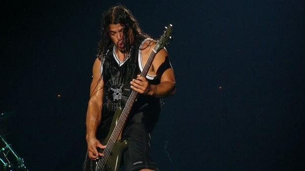 Metallica en Lima: entrevista exclusiva con Robert Trujillo