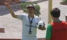 """Daniel Peredo: """"Reynoso es el mejor para jugar de visita"""