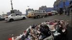 Más de mil toneladas de basura no se recogen a diario en Lima - Noticias de luis huiman