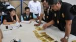 Internan 176 kilos de oro ilegal en Banco de la Nación - Noticias de elmer linares