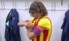 Carles Puyol: los números del último referente del Barcelona