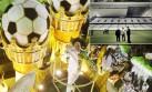 Mundial Brasil 2014: euforia y angustia a 100 días del torneo