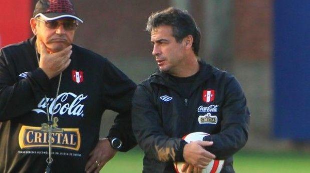 Pablo Bengoechea es el nuevo técnico de la selección peruana