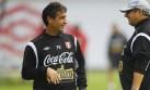 Pablo Bengoechea debutará como técnico en la selección peruana