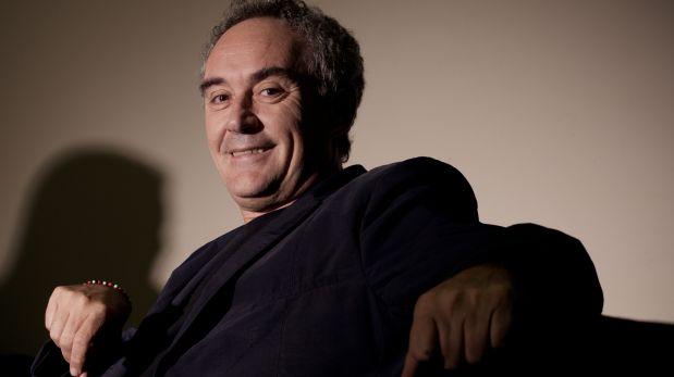 "Ferran Adrià: ""Fundación elBulli está lista al 95%"""