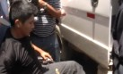 Enfrentamientos en minera Milpo dejaron dos policías heridos