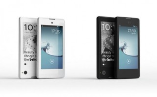 YotaPhone, el smartphone de dos pantallas que nunca se apaga