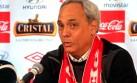 Burga no explicó por qué contrató a Bengoechea como entrenador