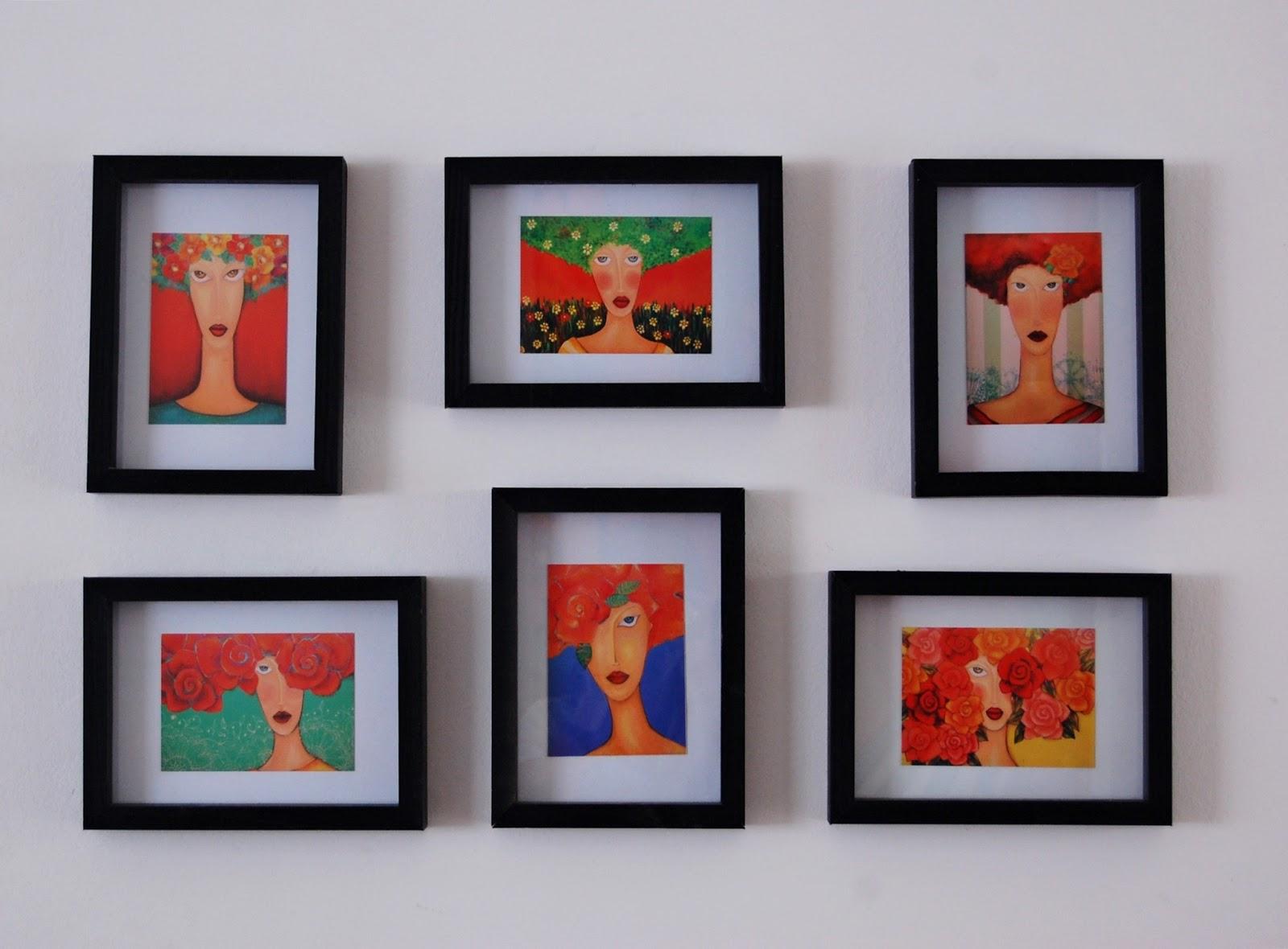 Departamento alquilado aprende a decorarlo con estos tips decoraci n casa y m s el - Cuadro para pared ...